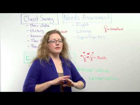 Consultant Vendor Relationships - Whiteboard+