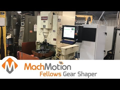 FELLOWS GEAR SHAPER RETROFIT