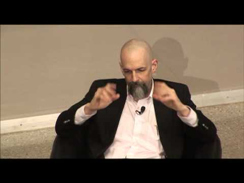 Neal Stephenson on the Future of Books and the Ubiquity of Gadgets