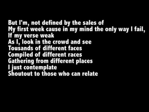 Logic   Intro  w Lyrics on Screen