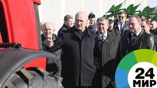 Хватит телепаться: Лукашенко поручил аграриям выйти на самоокупаемость - МИР 24