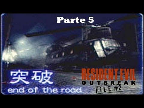RESIDENT EVIL OUTBREAK FILE 2 - Fin del Camino [Español] Parte 5: Final Boss Nyx