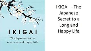 Ikigai Book Review And Summary