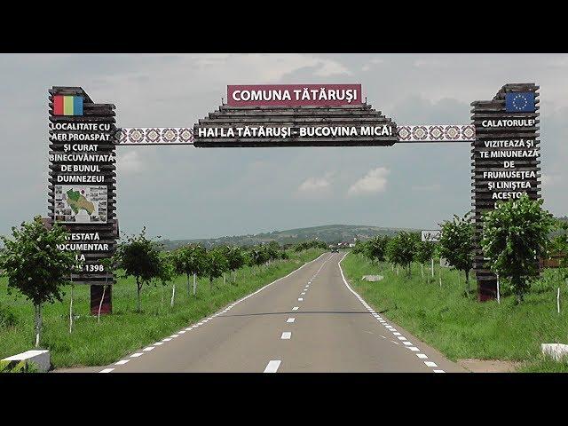 REPORTER TV - DESPRE OAMENI ȘI LOCURI - HAI LA TĂTĂRUȘI - BUCOVINA MICĂ!
