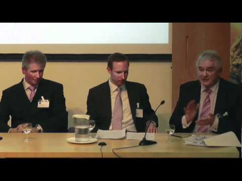 Global Energy Summit 2012 - How are the new downstream trends changing the future of energy?(part 1)