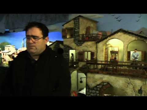 PRESEPE ARTISTICO AI BASSI / DON ENRICO GIACHETTI / www.overthesky.it