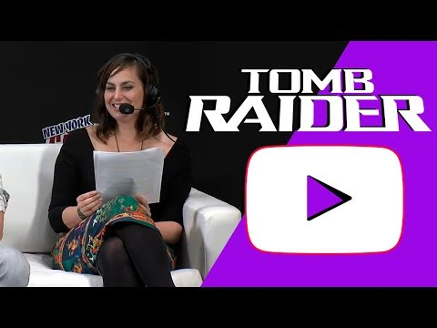 Tomb Raider 20 Years Celebration - NYCC Panel