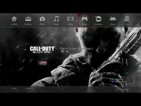 How To Run PS3 Games From Your XMB