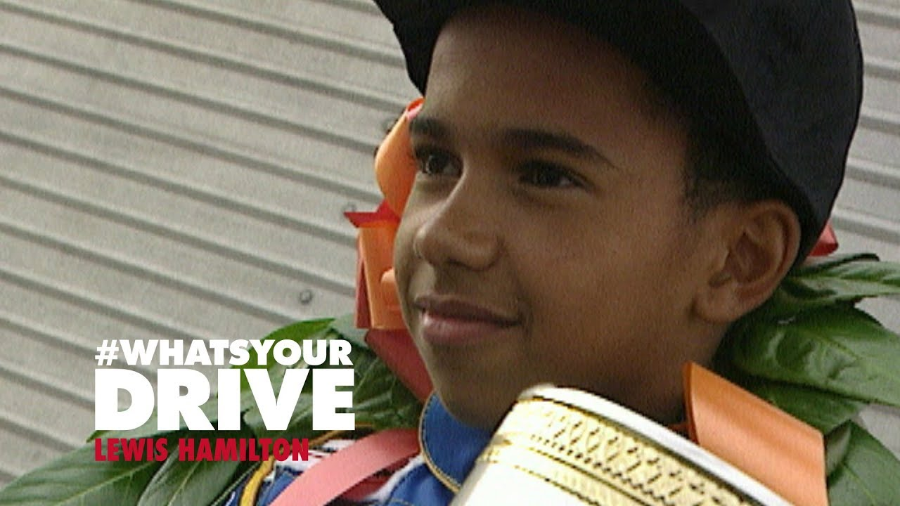 Lewis Hamilton | A Kid With A Dream · #WhatsYourDrive · EP01