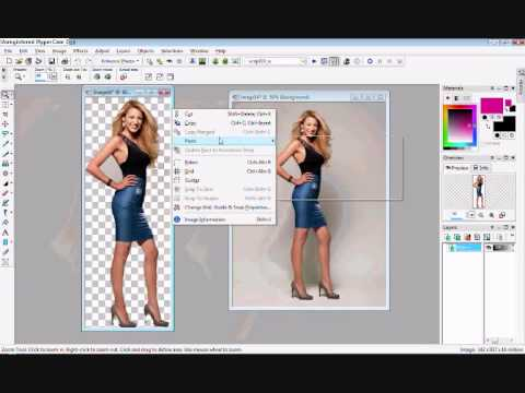 Corel Photo Paint How To Remove Background