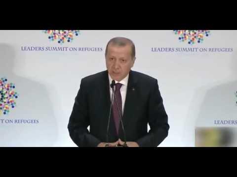 Erdoğan BM Liderler zirvesinde: Tutarsızlığınızın hesabını veremezsiniz!
