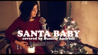 Santa By (Cover) by Daniela Andrade (The Christmas EP now availle!)