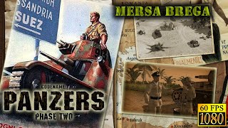 "Codename: Panzers, Phase Two. Axis mission 2 ""Mersa Brega"""
