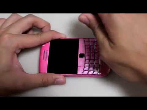 Blackberry Bold 9700/9780 housing replacement.m4v