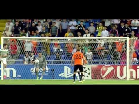 Shakhter Karagandy vs Celtic. Astana Arena
