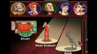 Clue Classic : PC Gameplay