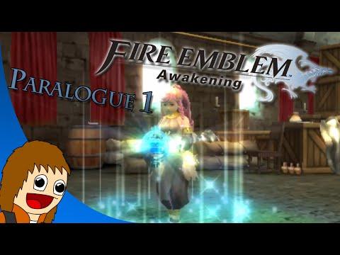 Fire Emblem: Awakening: Reclass, EVERYONE! - Paralogue 1