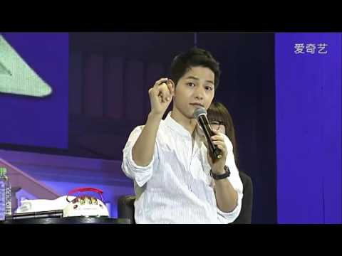 160514 宋仲基 송중기 베이징팬미팅 Song Joong Ki Beijing Fan Meeting full