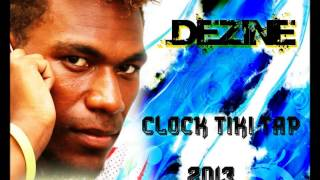 Dezine - Clock Tiki Tap [Solomon Islands Music 2013]