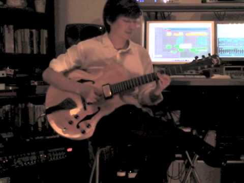 Michael Jackson Rock With You Smooth Jazz Guitar -Johnny Fei