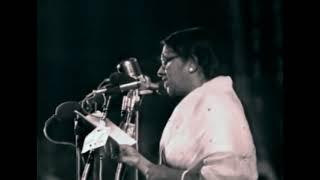 Aayega Aanewala | Lata Mangeshkar Live In 1976 | Mahal HQ 720 X 1280