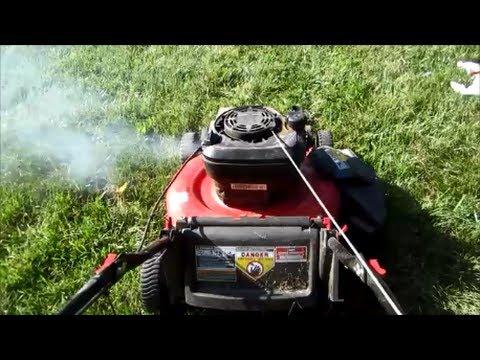 Troy Bilt 21 Lawn Mower 675 Series Briggs Amp Stratton