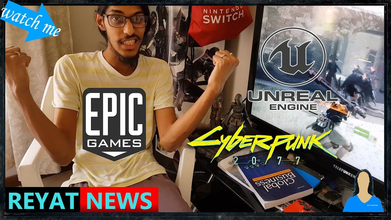 Awkward news with Reyat mone for ps3 Epic is epic and the unreal engine ...