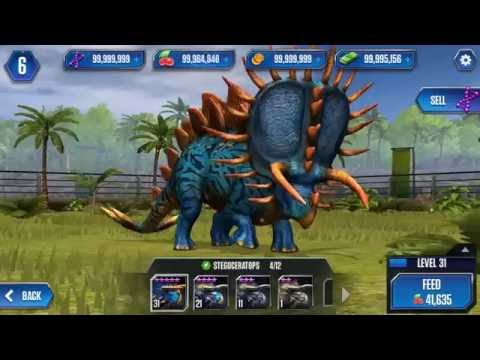 jurassic world hack apk download android