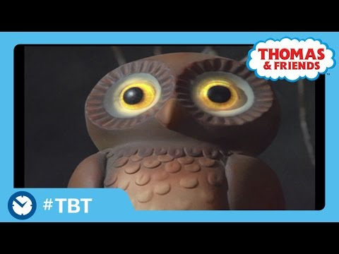 Thomas & Friends UK: Boo Boo Choo Choo!