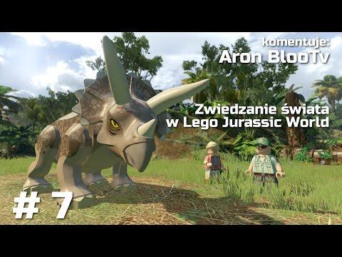 Zwiedzanie świata w Lego Jurassic World #7Jurajskie Oceanarium