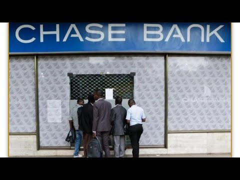 Chase bank assets to be sold off to pay outstanding debts