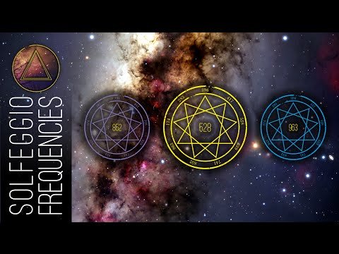 Meditate Every Day ☯ All 9 Ancient Tones | Solfeggio Frequencies [Healing Music Therapy]