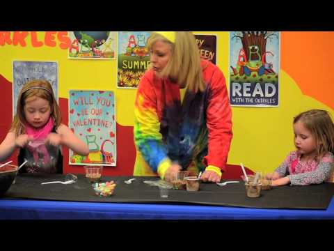 The Quirkles Edible Soil: Fun Earth Day Science for Kids