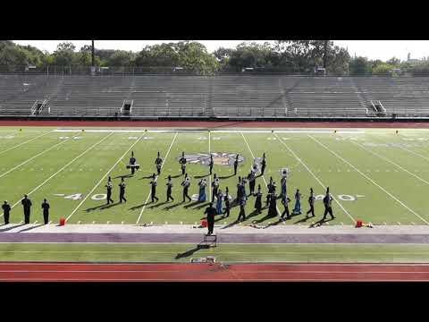 West Hardin High School Band 2019 - UIL Region 10 Marching Contest