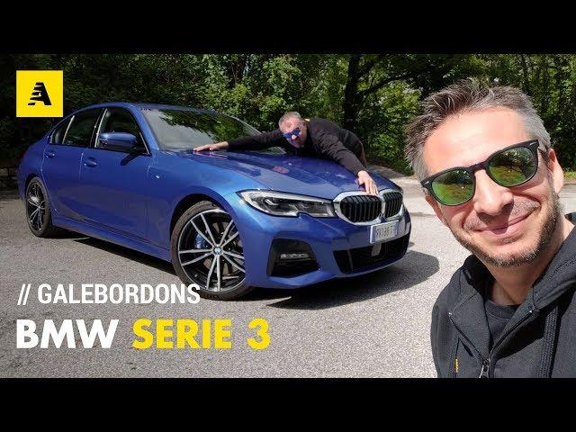BMW Serie 3   Ma siamo in treno o in macchina?