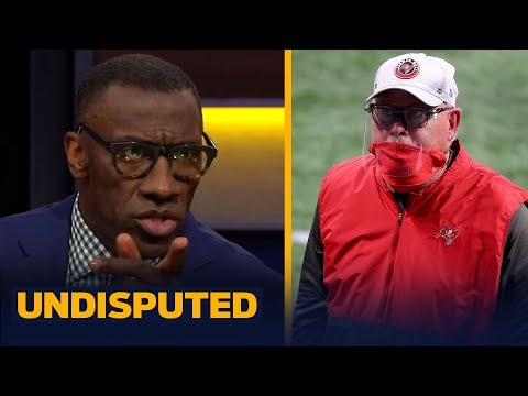 Shannon disagrees w/ Bruce Arians for taking a 'cheap shot' at Bill Belichick | NFL | UNDISPUTED