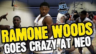 Ramone Woods GOES CRAZY when THINGS GOT HEATED AT NEO