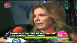 Ingrid Coronado habla del cáncer de pul...