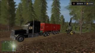 Способы быстрой продажи дерева в игре farming simulator 2017