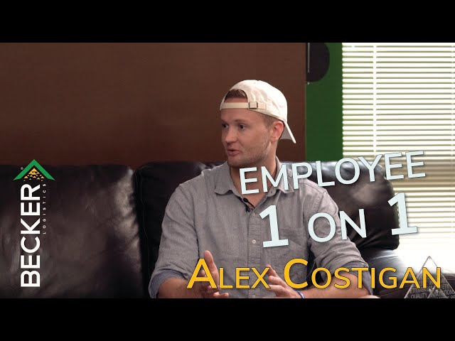 Employee One on Ones - Alex Costigan