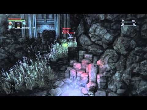 Bloodborne: Messengers Gift PvP #2 - YouTube