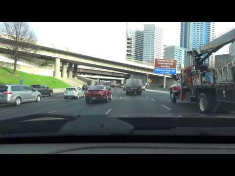 ride with me Downtown atlanta georgia Rush hour