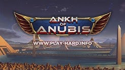 Ankh of Anubis by Play'n GO & ULTRA BIG WIN