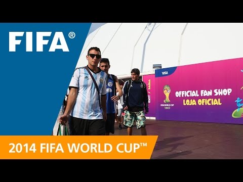 How Visa delivered for fans at 2014 FIFA World Cup stadiums