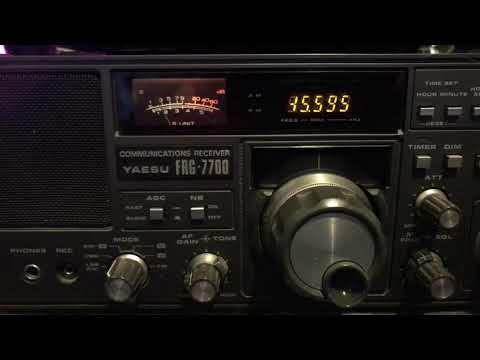 Vatican Radio on Shortwave