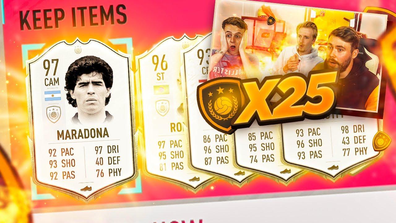 25 Icons in één keer Packen!!