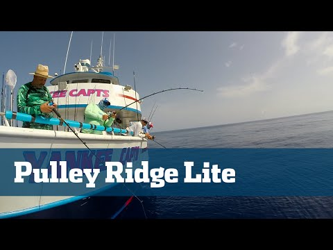 Florida Sport Fishing TV - Pulley Ridge Snapper Grouper Tilefish Wahoo Tuna - Season 06 Episode 07