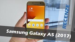 Samsung Galaxy A5 (2017): recenze