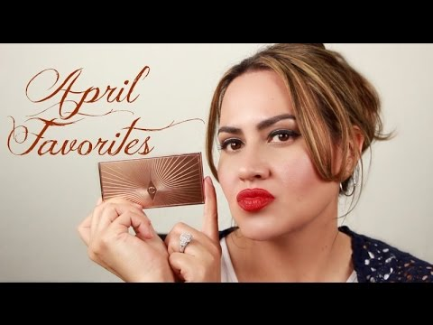 April Beauty Favorites 2015. A MUST SEE!