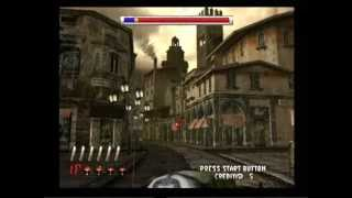 House Of The Dead 2 Gameplay Part 1 (vhs).wmv